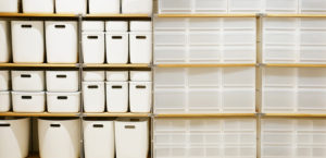 引き出しなど収納アレンジ自在☆カラーボックスにピッタリな収納グッズ