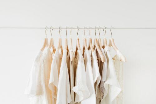 おしゃれな洋服をきれいに保管♡クローゼットの収納アイデアとコツ