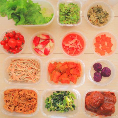 常備菜とは?日々の家事も楽になる日持ちする簡単おかず・常備菜の基本