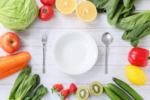 6つの基礎食品を満遍なく取り入れる栄養バランスの良い献立の立て方