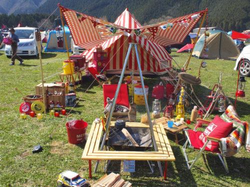 ドキドキな子連れキャンプ☆子どものためにあると便利なキャンプ用品