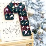 100均の材料を使ったクリスマスにぴったりなおしゃれインテリアの作り方
