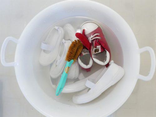 【漂白・除菌】オキシクリーンで簡単お掃除♡布生地つけおきアイデア