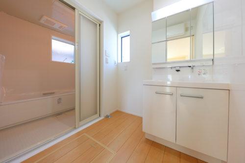 洗面台から洗濯槽まで☆オキシクリーンを使った洗面所掃除の仕方