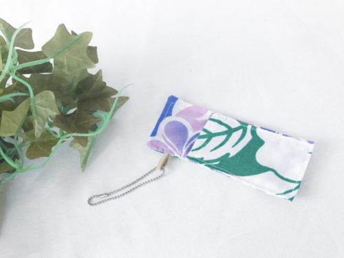 簡単可愛い布小物で気分も上がる♪はぎれでも出来るリップケースの作り方