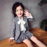 韓国 子供服 女の子 フォーマル スーツ