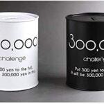 500円玉貯金 30万円貯金箱