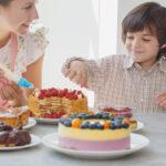 子供と楽しむクッキング♡作って楽しい食べて美味しい簡単お菓子