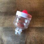 ペットボトル工作☆的当てに使えるとっても簡単な空気砲の作り方