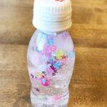 赤ちゃんの視線も釘付け♡ペットボトルで作る簡単スノードームの作り方