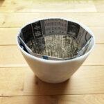 ゴミ箱が汚れないから便利♪新聞紙で作る長方形のゴミ袋の折り方・作り方